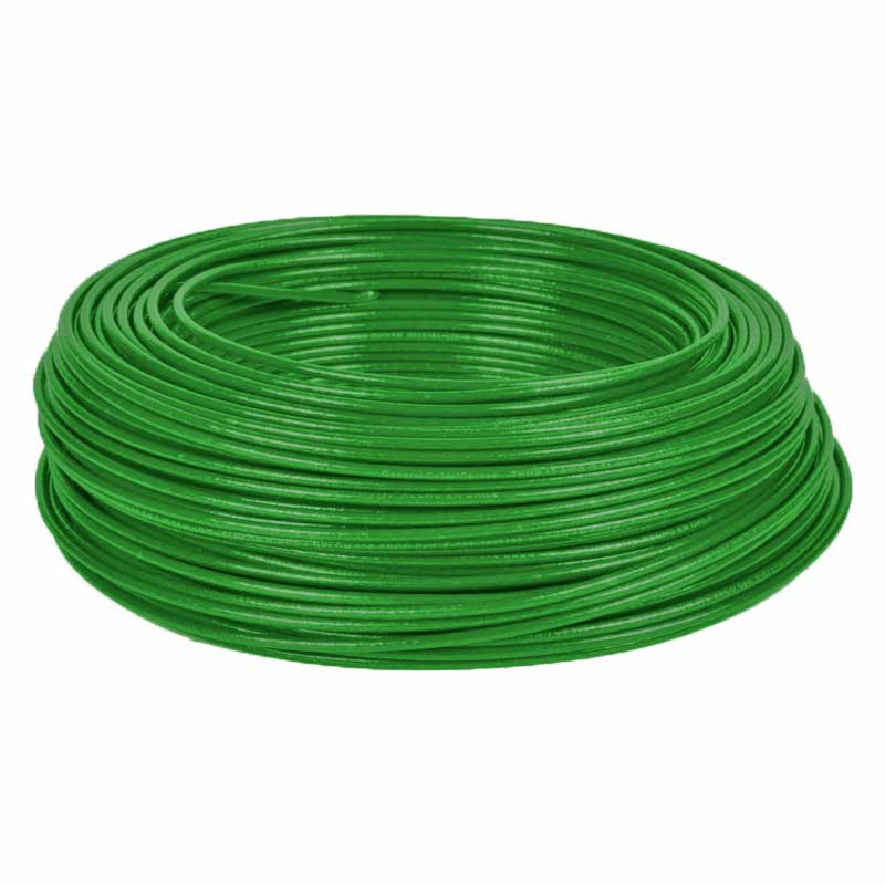CABLE ULTRAFLEXIBLE GPT-TW # 18AWG VERDE