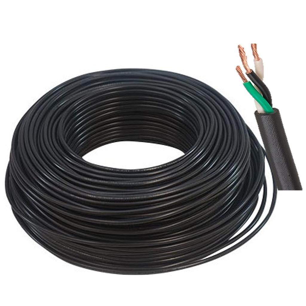 CABLE CONCENTRICO 3 X 8 AWG